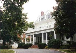 John B. Parsons Home in Salisbury, MD