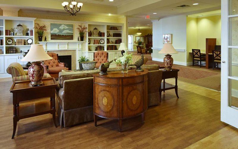 Assisted Living at Trezevant in Memphis, TN 1