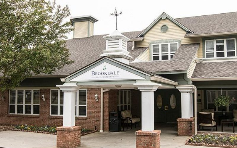 Brookdale Southpointe Drive in Greenville, SC 1