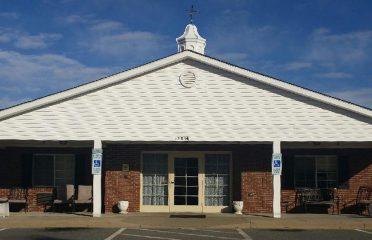 The Canterbury House in Roxboro, NC
