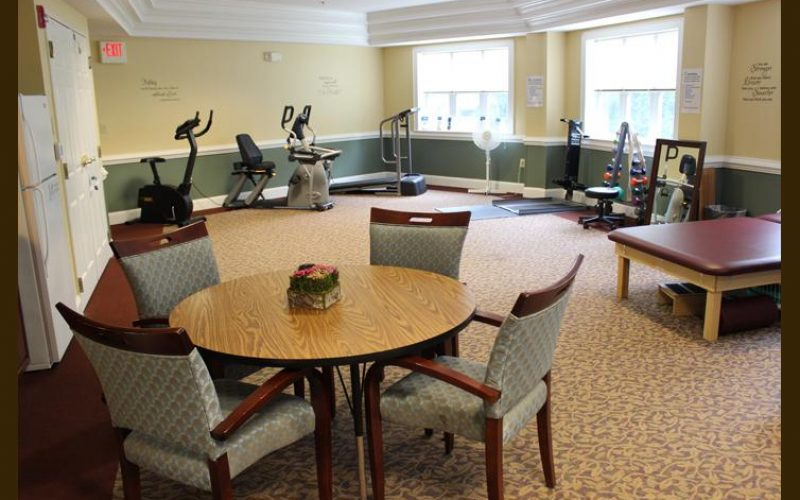 Forest Heights Senior Living Community in Winston-Salem, NC 1