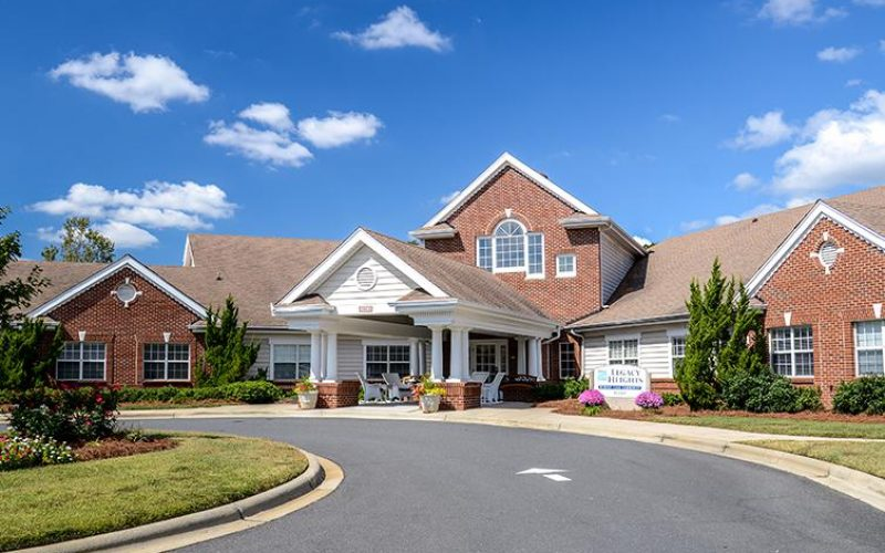 Legacy Heights Senior Living Community in Charlotte, NC 16