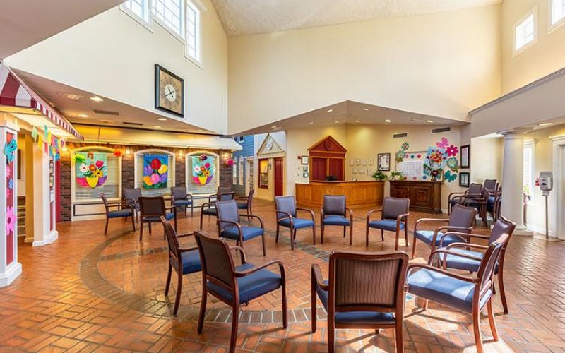 Legacy Heights Senior Living Community in Charlotte, NC 9
