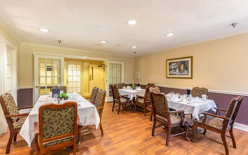 Legacy Heights Senior Living Community in Charlotte, NC 5