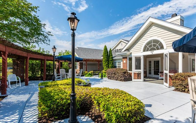 Legacy Heights Senior Living Community in Charlotte, NC 10