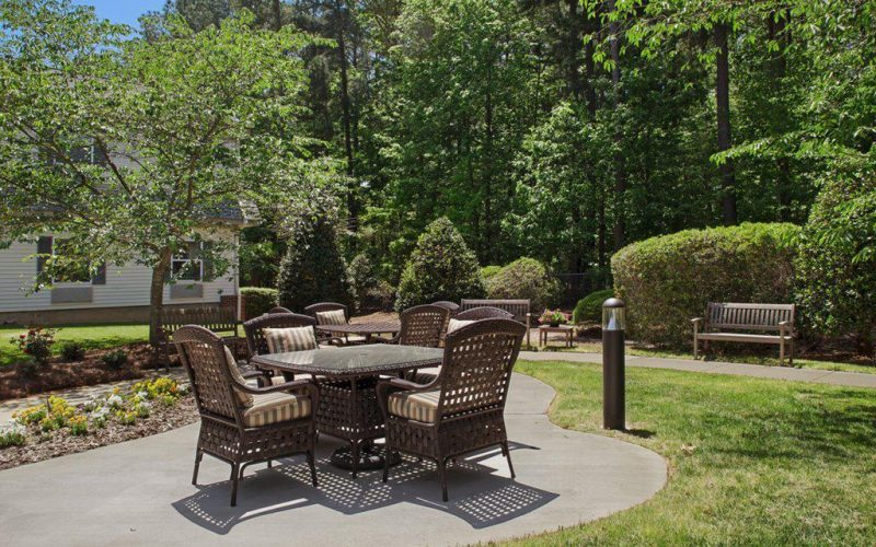 Sunrise Assisted Living at North Hills in Raleigh, NC 1
