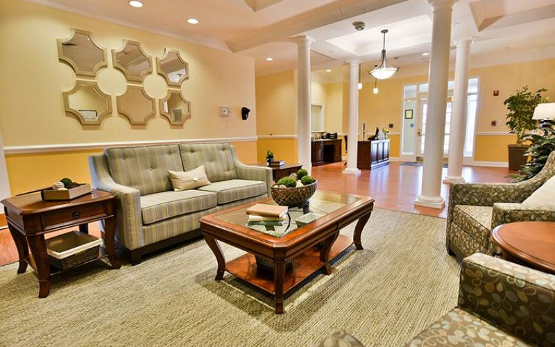 Haven in the Village at Chanticleer in Greenville, SC 1