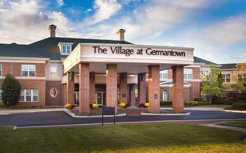 The Village at Germantown in Germantown, TN 1
